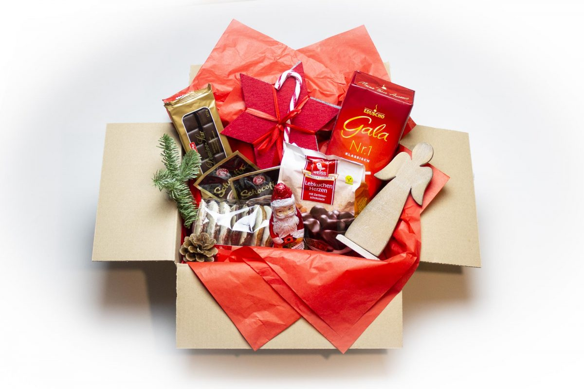 Monatsbox Dezember