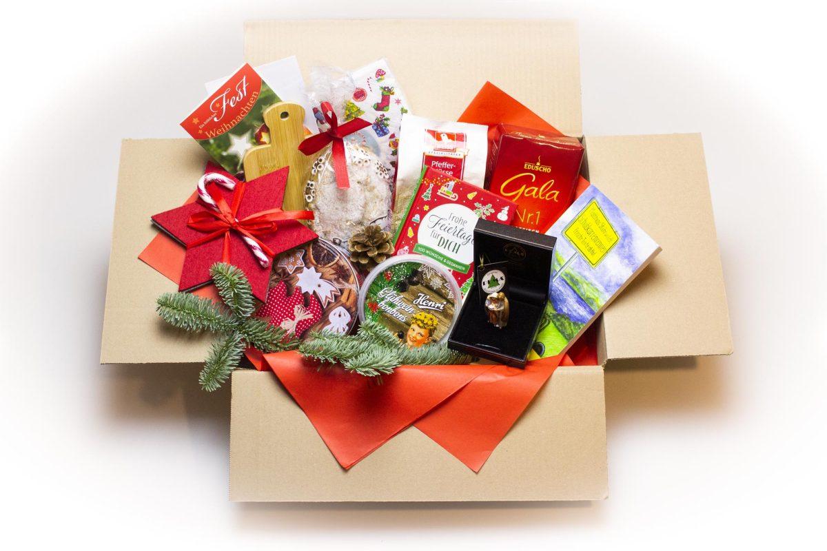 Die besondere Weihnachtsbox XL