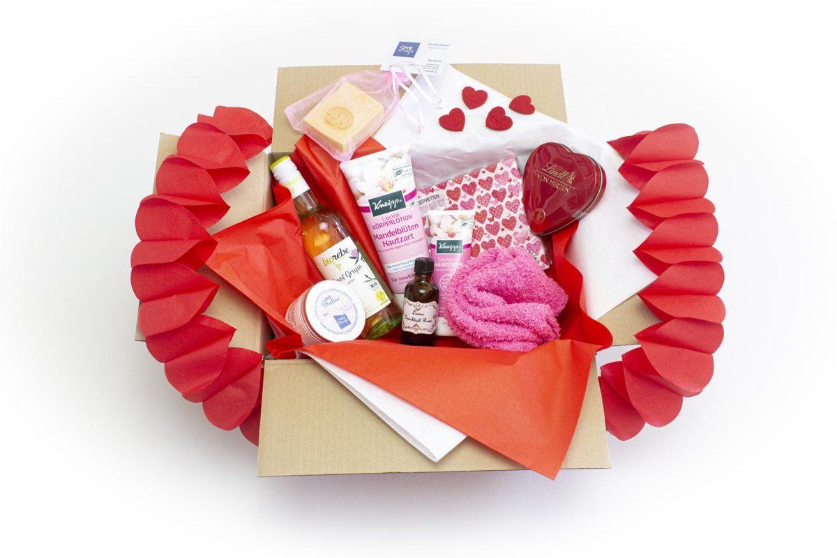 Das Muttertagsgeschenk- die Happy Muttertagsbox