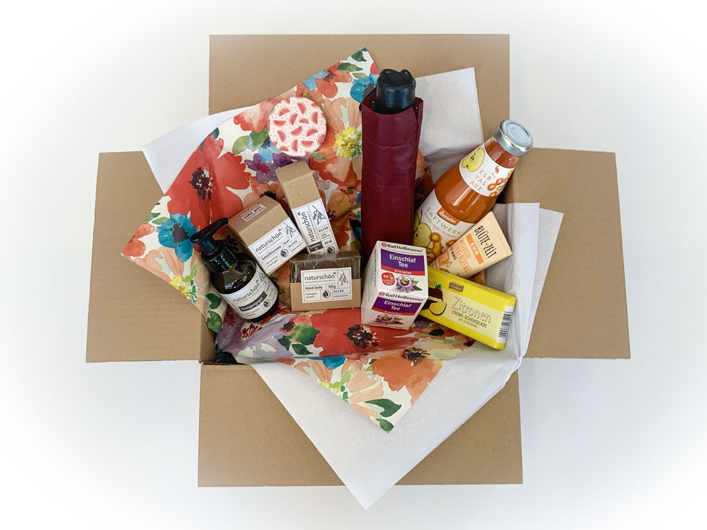Die Happy Augustbox