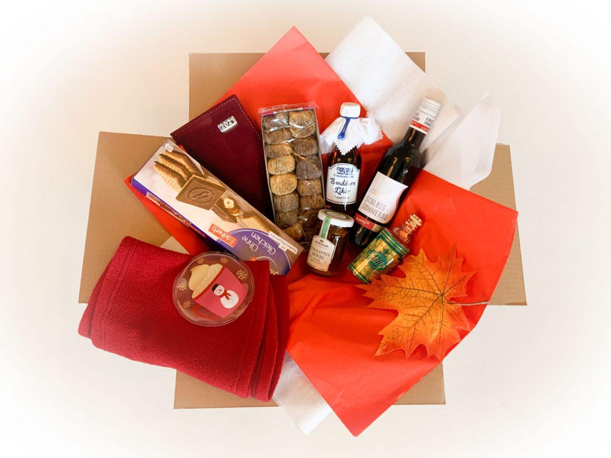 Die Happy Monatsbox November