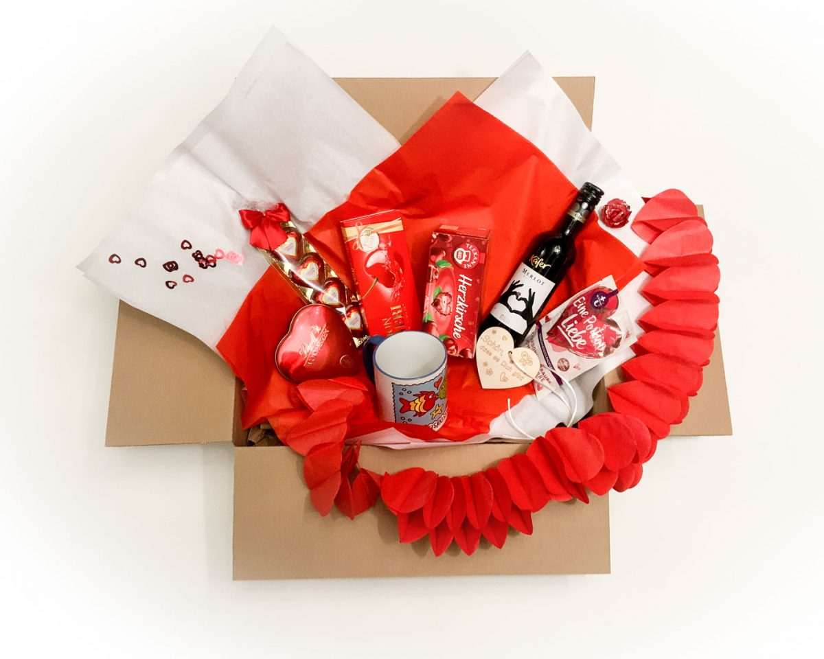 Happy Valentinstag 2021 - Box für Damen 2